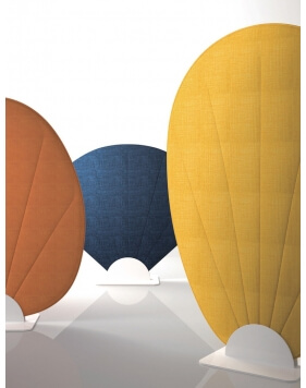 Fan by M&V Contemporary Acoustic Divider