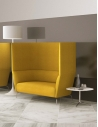 Kas Modular Acoustic High Back Sofa