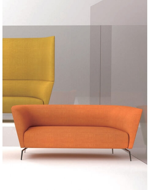 Kas Modular Acoustic Low Back Sofa