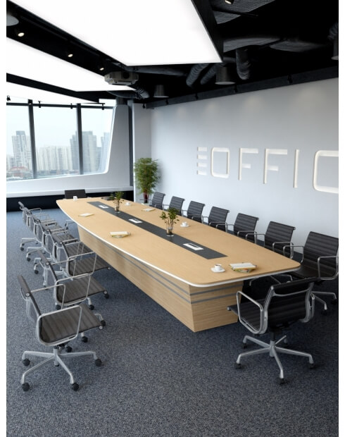 SandZ Bold Custom Made Meeting Table