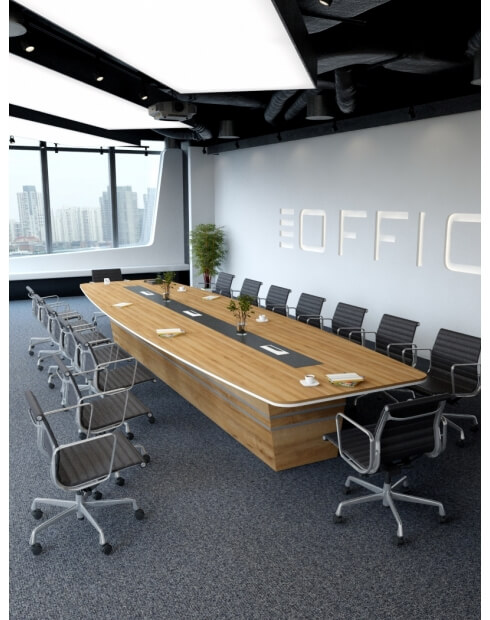 Pacific Bold Custom Made Meeting Table