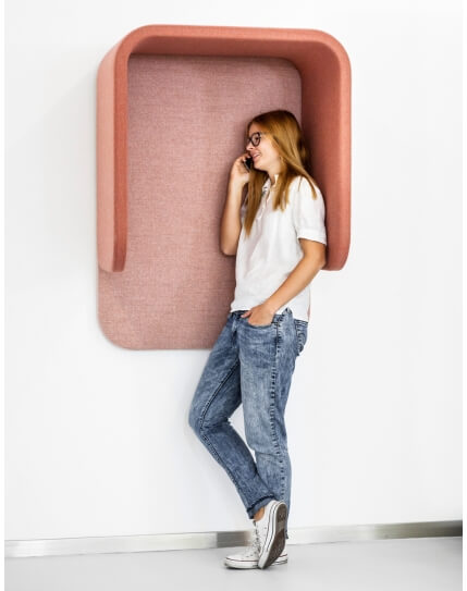 Vank Acoustic Mini Phone Booth