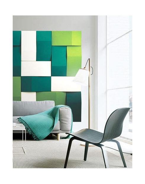 2. Triline Acoustic Wall Panel 60x30cm