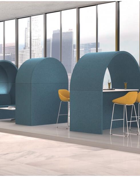 Image 3 - Roma Series Contemporary Sofa