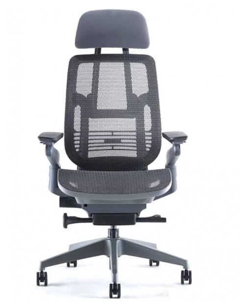 Front Ergoman 360 High Back Ergonomic Mesh Chair