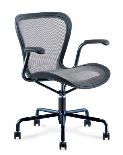 Airwave Minimalist Mesh Swivel Task Chair