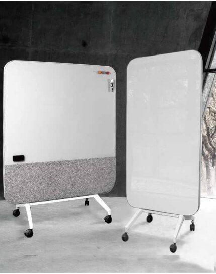 Moon Acoustic White Board