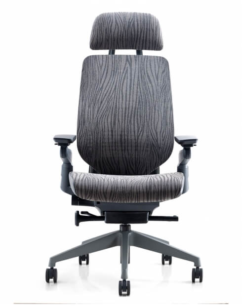 Ergoman 360 High Back Ergonomic Chair - Front