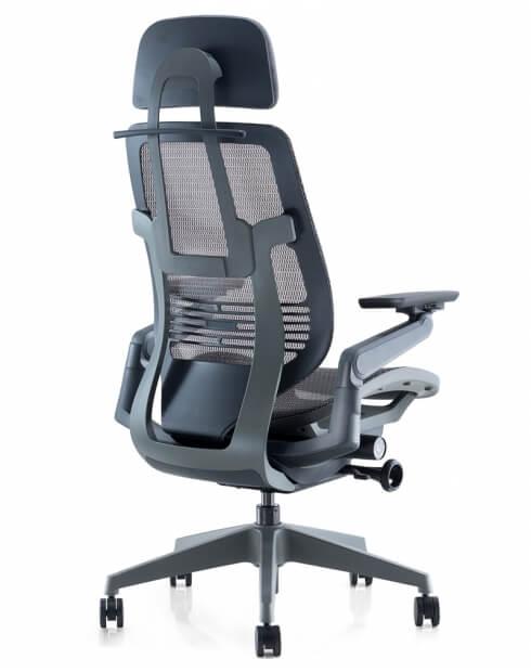 Ergoman 360 High Back Ergonomic Mesh Chair - Back
