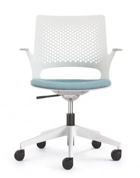 Aperol White Designer Task Chair