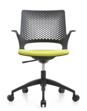 Aperol Black Designer Task Chair