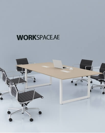 Ace Series Steel Frame Meeting Table Workspace Office Furniture D