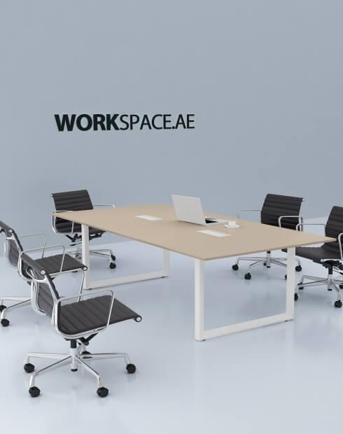 Ace Series Steel Frame Meeting Table
