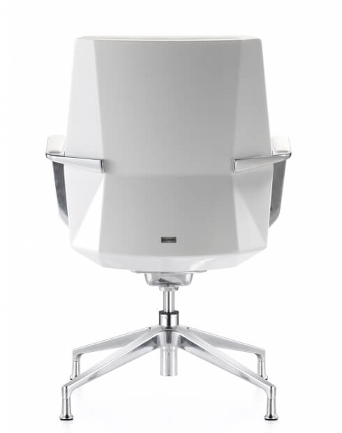 Back- Allen Diamond Visitor Chair