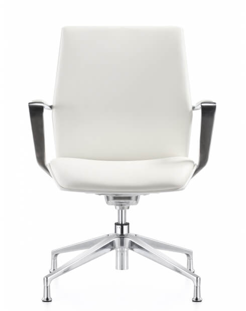 Front - Allen Diamond Visitor Chair