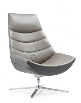 Allen Lounge Genuine Leather Chair