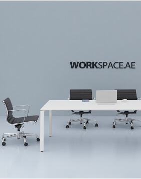 Cuadro Series Minimalist Meeting Table