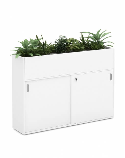 Vetrina ECO Planter Sliding