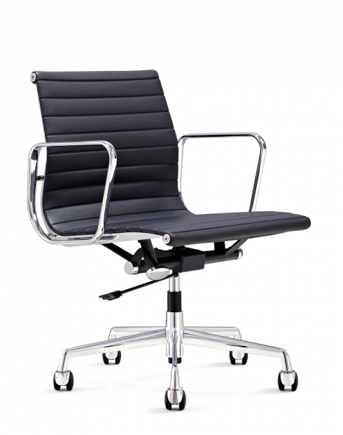 EamesClassic Aluminium Low Back Chair
