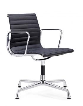 EamesClassic Aluminium Visitor Chair