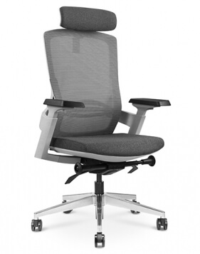 Marshal White Chair