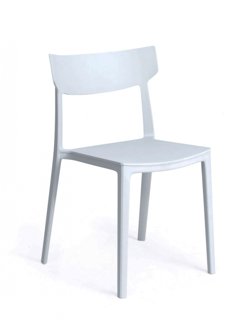 Spigolo Modern Stackable Dining Chair
