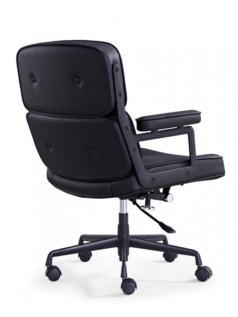 Eames Style Clic Leather Executive