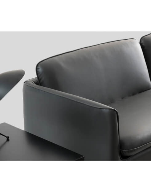 Zoom - Brooklyn Minimalist Two Seater Modern Office Sofa