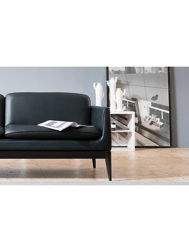 Two Seater Modern Office Sofa