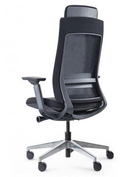 Messi High Back Mesh Chair