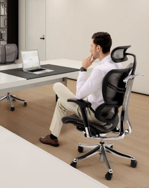 Butterfly Super Ergonomic Executive Mesh Chair