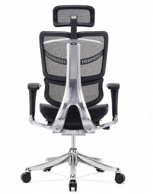 Back - Butterfly Super Ergonomic Executive Mesh Chair