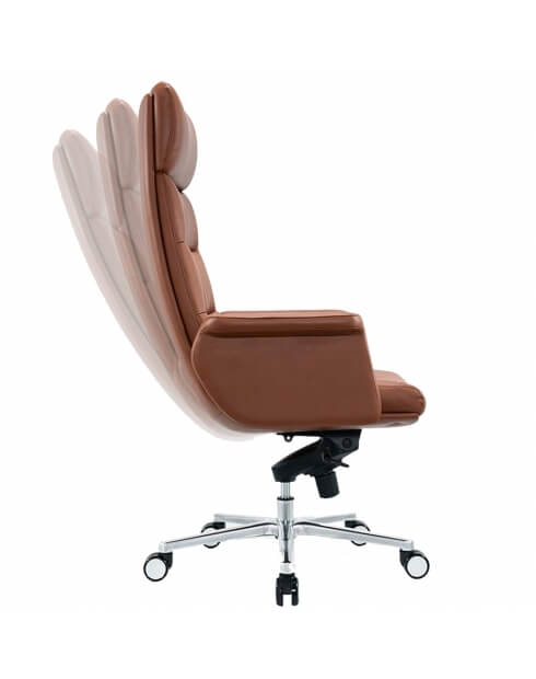 Side- Eagle High Back Padded Executive Chair