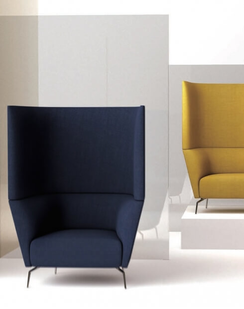 Kas Modular Minimalist Sofa System