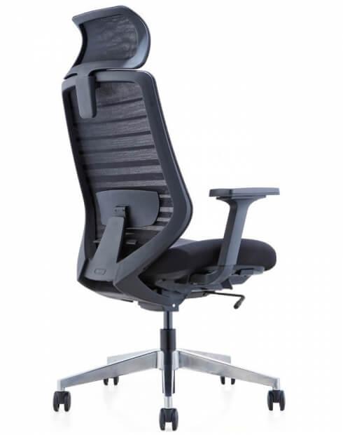 Sparta High Back Black Frame Ergonomic Mesh Chair