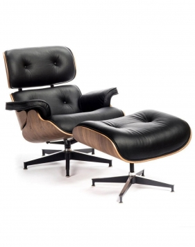 Eames Style Lounge Chair 1