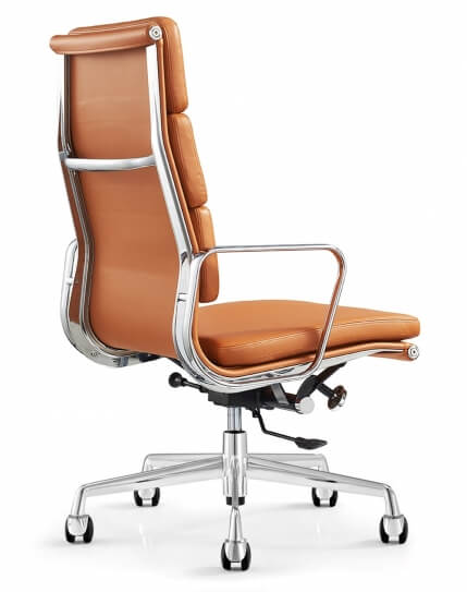 Eames Brown High Back