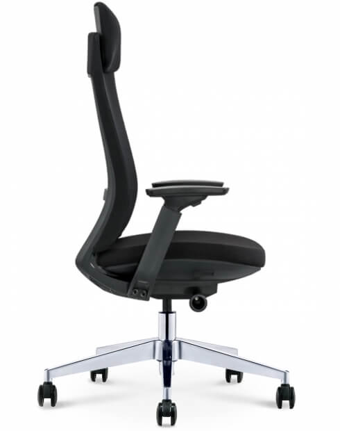 Side - Velar Ergonomic High Back Mesh Chair