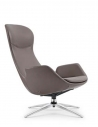 Front Ash Gray Chair