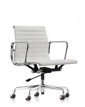 EamesClassic White Medium Back