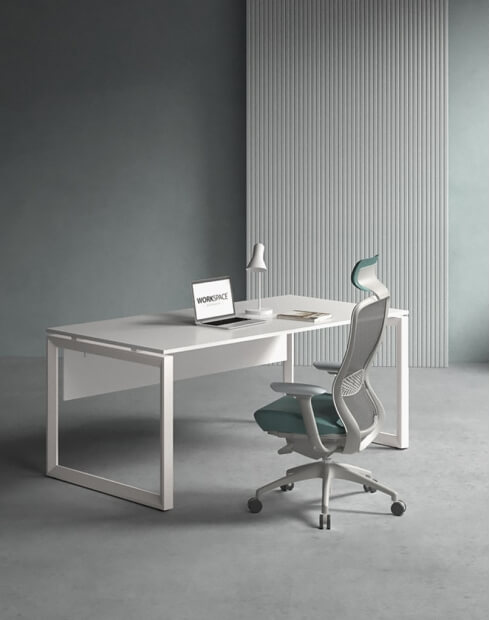 Ace Rectangular Executive Home Desk