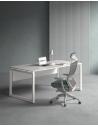 Ace Rectangular Executive Home Desk