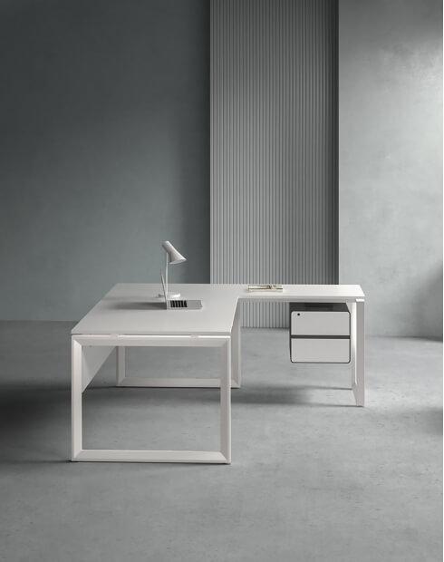 white white drawer
