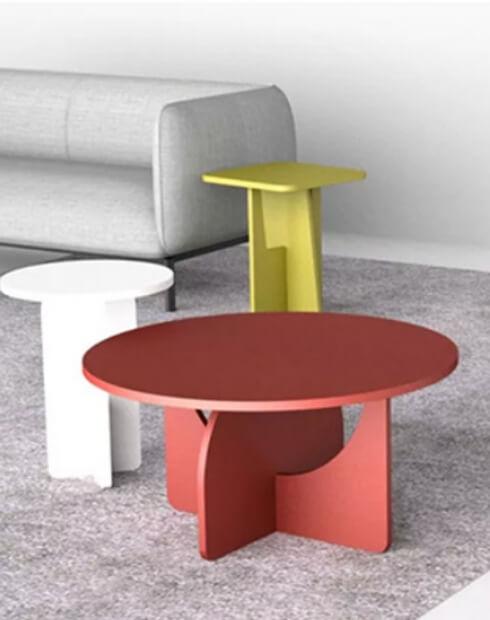 Archini Plank Coffee Table
