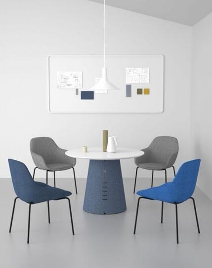 Collar Round Table