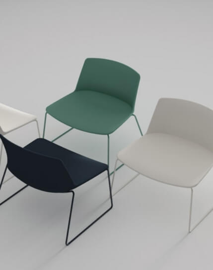 Lip Contemporary Lounge Chair