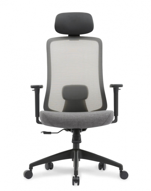 GEO Black Ergonomic Executive Chair