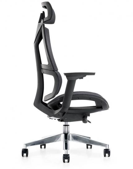 Endurance Black Ergonomic Mesh Chair