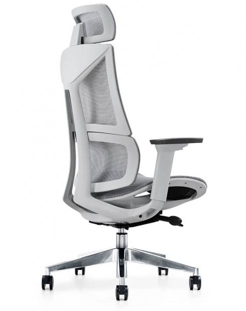 Endurance Grey Ergonomic Mesh Chair