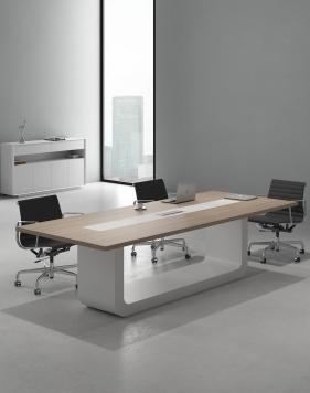 Arch U-Base Modern Meeting Table